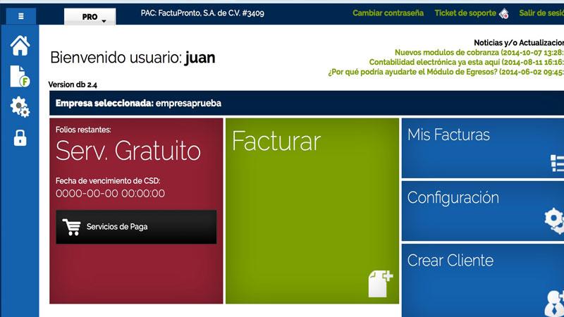 Factura y Nómina electrónica ilimitada FactuPronto